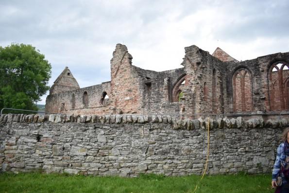 Die Beauly Priory.