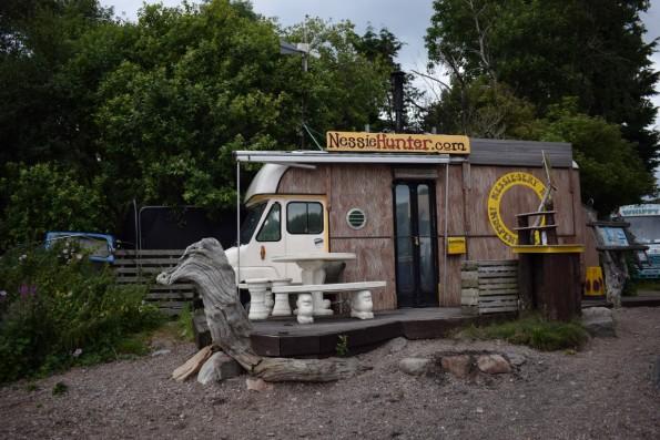Das Heim des Nessie-Jägers